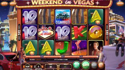 Capture d'écran Weekend in Vegas