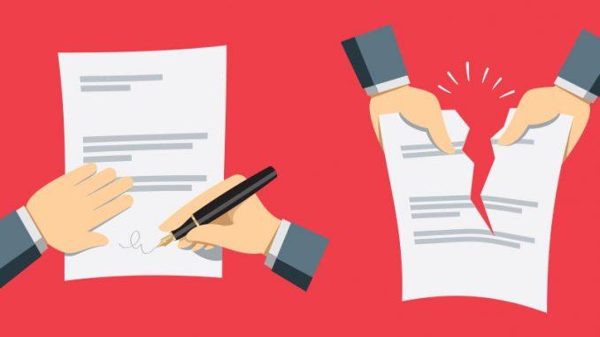 Deux contrats