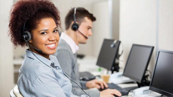 Agente sourillante service client