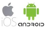 icône IOS et Android