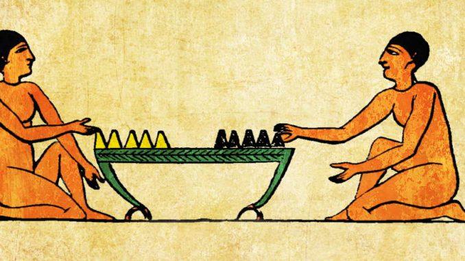Jeu Egypte ancienne