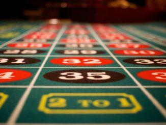 tapis de roulette