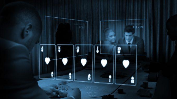 Casino futuriste