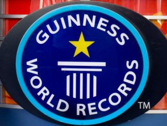 Signe Guinness World records