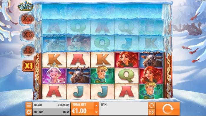 capture d'écran Crystal Queen