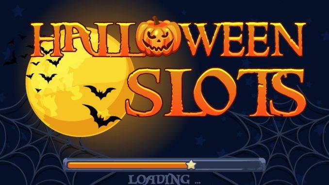 Inscription Halloween Slots