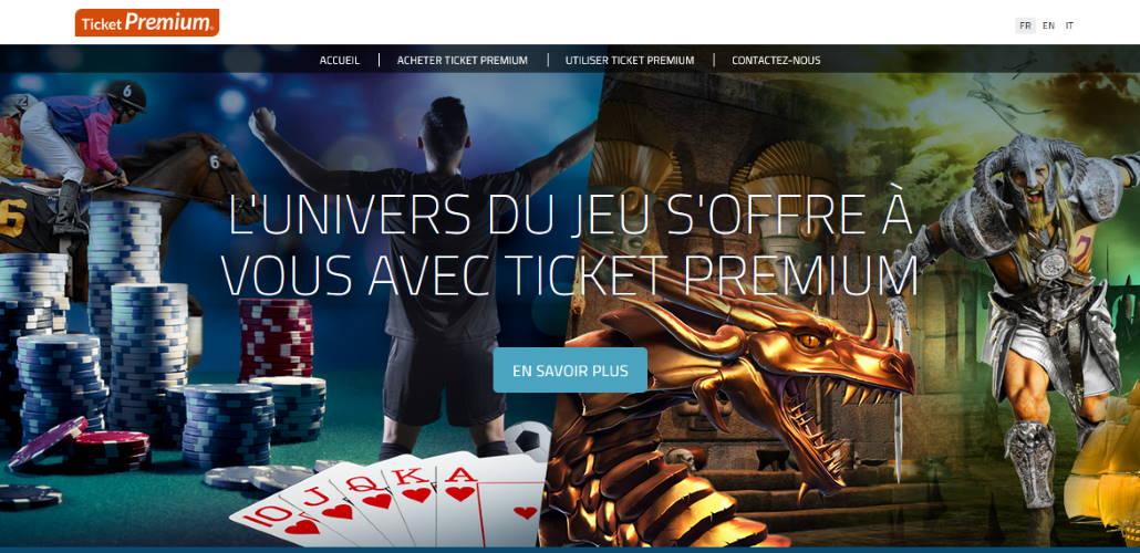 Site zeb Ticket Premium