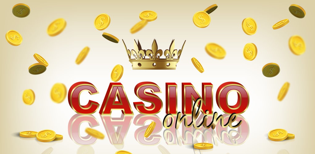 L'inscription casinos en ligne avec des pièces en or