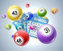 Des boules de bingo
