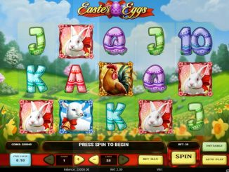 Capture d'écran Easter Egg