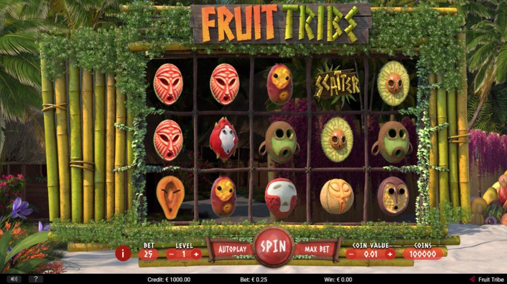 Capture d'écran Fruit Tribe