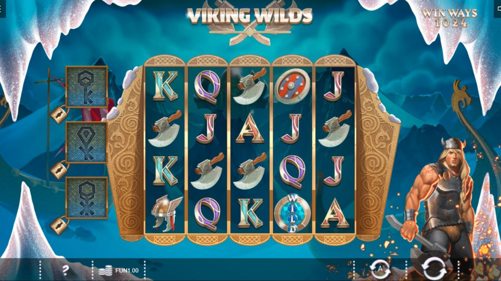 Capture d'écran Viking Wilds